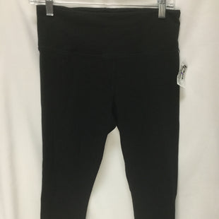 Primary Photo - BRAND: ATHLETA STYLE: ATHLETIC CAPRIS COLOR: BLACK SIZE: M SKU: 155-155224-17010