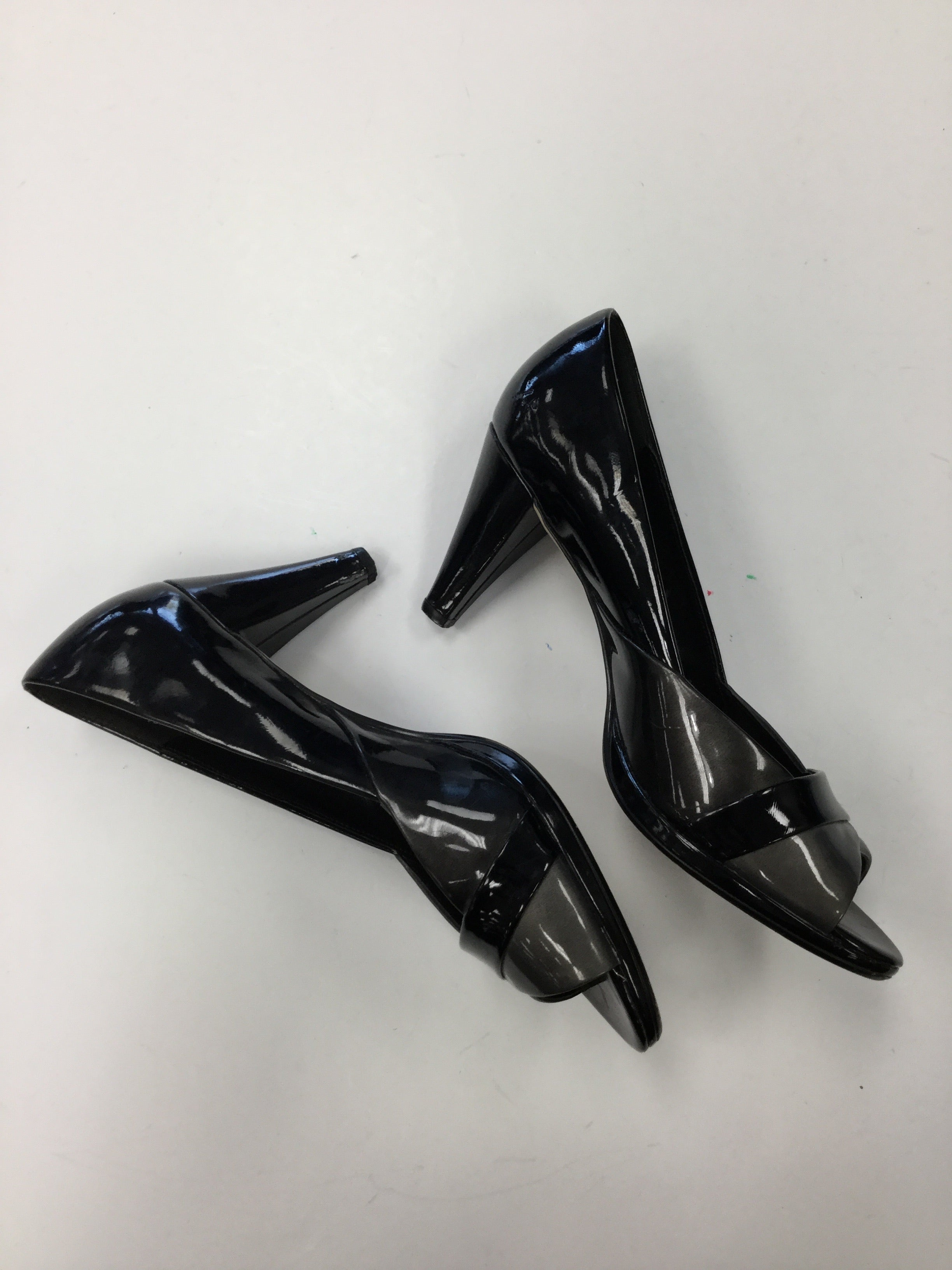 Photo #1 - BRAND: IMPO <BR>STYLE: SHOES HIGH HEEL <BR>COLOR: BLACK <BR>SIZE: 8.5 <BR>SKU: 155-15545-206698