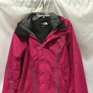 Primary Photo - BRAND: NORTHFACE STYLE: JACKET OUTDOOR COLOR: PINK SIZE: L SKU: 155-155220-7247