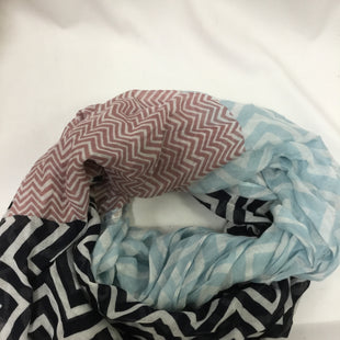 Primary Photo - BRAND: ANN TAYLOR LOFT STYLE: SCARF COLOR: BLUE SKU: 155-155224-3122INFINITY SCARF