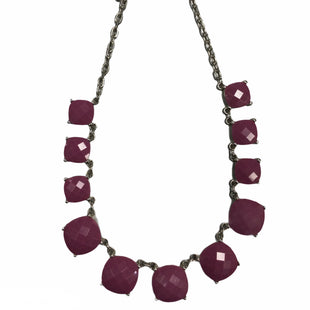 Primary Photo - BRAND:    CLOTHES MENTOR STYLE: NECKLACE COLOR: PURPLE SKU: 155-155201-17122