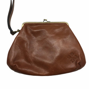 Primary Photo - BRAND: PATRICIA NASH STYLE: WRISTLET COLOR: BROWN SKU: 155-155185-10037