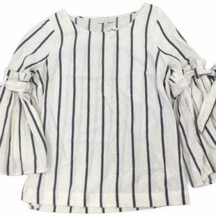 Primary Photo - BRAND: LUCKY BRAND STYLE: TOP LONG SLEEVE COLOR: STRIPED SIZE: XS SKU: 155-155130-216875