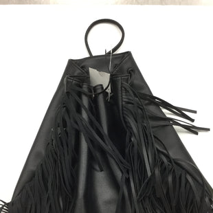 Primary Photo - BRAND: VICTORIAS SECRET STYLE: BACKPACK COLOR: BLACK SIZE: LARGE SKU: 155-15545-199010
