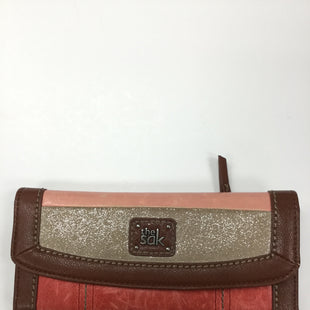 Primary Photo - BRAND: THE SAK STYLE: WALLET COLOR: MULTISIZE: MEDIUM SKU: 155-15599-221141PINK, RED, METALLIC TAN, BROWN