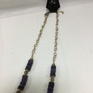 Primary Photo - BRAND: CHICOS STYLE: NECKLACE COLOR: PURPLE SKU: 155-15545-197956