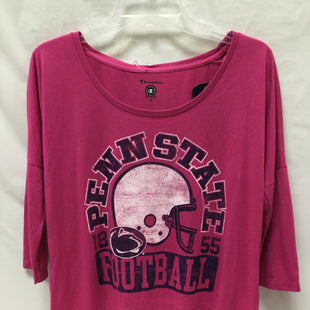 Primary Photo - BRAND: CHAMPION STYLE: ATHLETIC TOP COLOR: HOT PINK SIZE: M SKU: 155-155224-7694