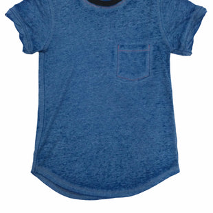 Primary Photo - BRAND: WE THE FREE STYLE: TOP SHORT SLEEVE COLOR: BLUE SIZE: S SKU: 155-155220-12255