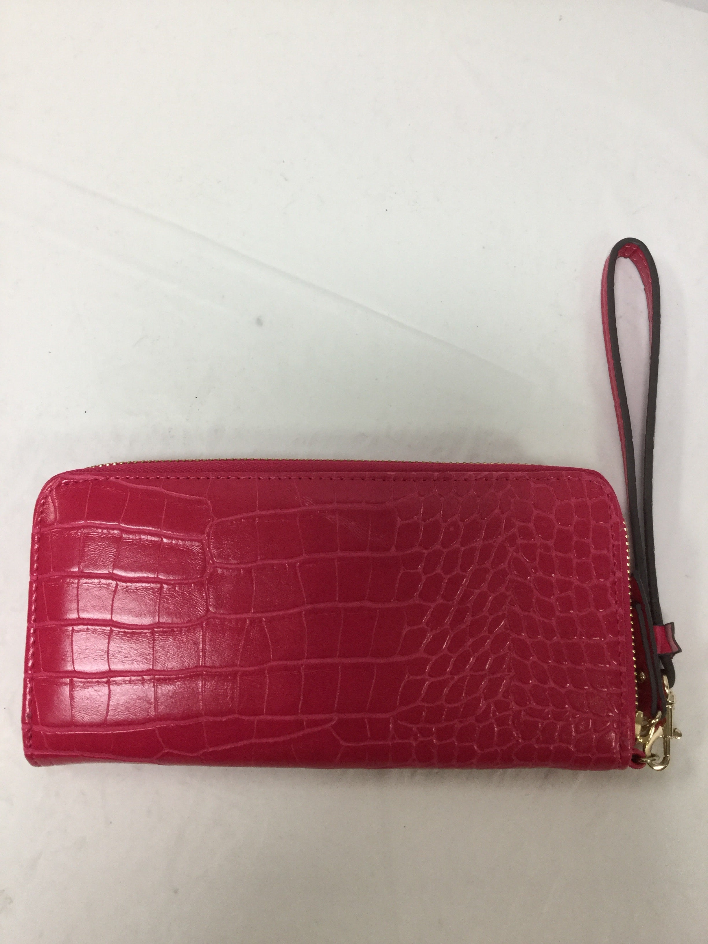 Photo #1 - BRAND: ANNE KLEIN O <BR>STYLE: WALLET <BR>COLOR: PINK <BR>SIZE: LARGE <BR>SKU: 155-15599-230245