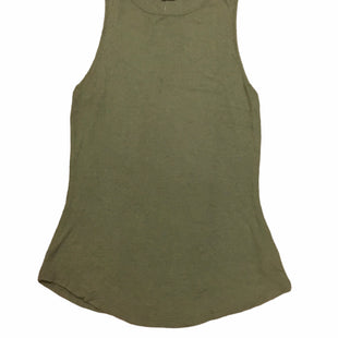 Primary Photo - BRAND: BAR III STYLE: TANK TOP COLOR: OLIVE SIZE: L SKU: 155-155185-10469