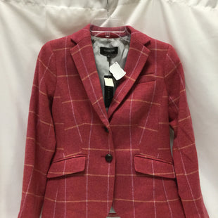 Primary Photo - BRAND: TALBOTS STYLE: BLAZER JACKET COLOR: SALMON SIZE: XS SKU: 155-155224-13422
