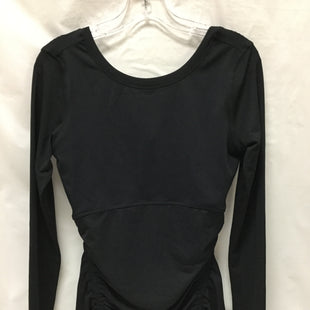 Primary Photo - BRAND: FABLETICS STYLE: ATHLETIC TOP COLOR: BLACK SIZE: S SKU: 155-15545-206519