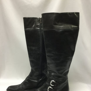 Primary Photo - BRAND: HUNTER STYLE: BOOTS KNEE COLOR: BLACK SIZE: 10 SKU: 155-155224-17044