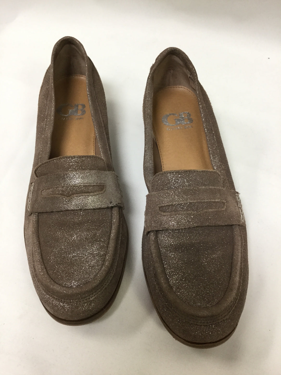 Primary Photo - BRAND: GIANNI BINI <BR>STYLE: SHOES FLATS <BR>COLOR: BROWN <BR>SIZE: 7.5 <BR>SKU: 155-155220-2937