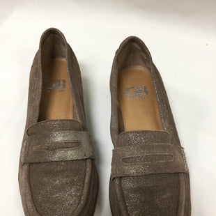 Primary Photo - BRAND: GIANNI BINI STYLE: SHOES FLATS COLOR: BROWN SIZE: 7.5 SKU: 155-155220-2937