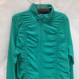Primary Photo - BRAND: FILA STYLE: ATHLETIC JACKET COLOR: TEAL SIZE: 2X SKU: 155-155224-2793