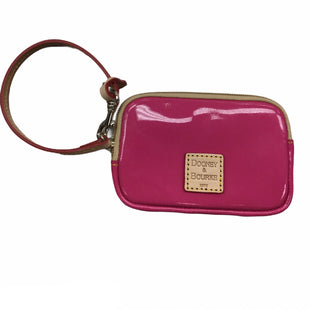 Primary Photo - BRAND: DOONEY AND BOURKE STYLE: WRISTLET COLOR: PINK SKU: 155-155220-11815