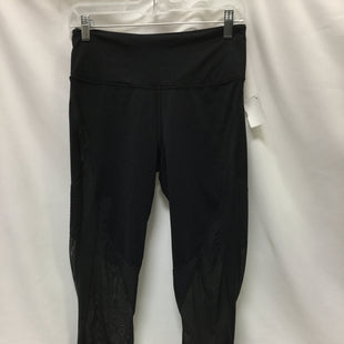Primary Photo - BRAND: VICTORIAS SECRET STYLE: ATHLETIC PANTS COLOR: BLACK SIZE: M SKU: 155-15545-209165