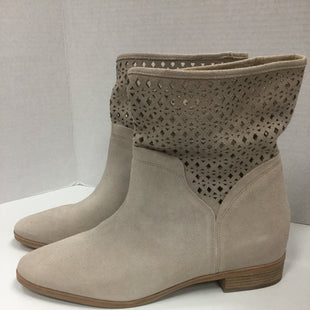 Primary Photo - BRAND: MICHAEL BY MICHAEL KORS STYLE: BOOTS ANKLE COLOR: TAN SIZE: 11 SKU: 155-15599-240348