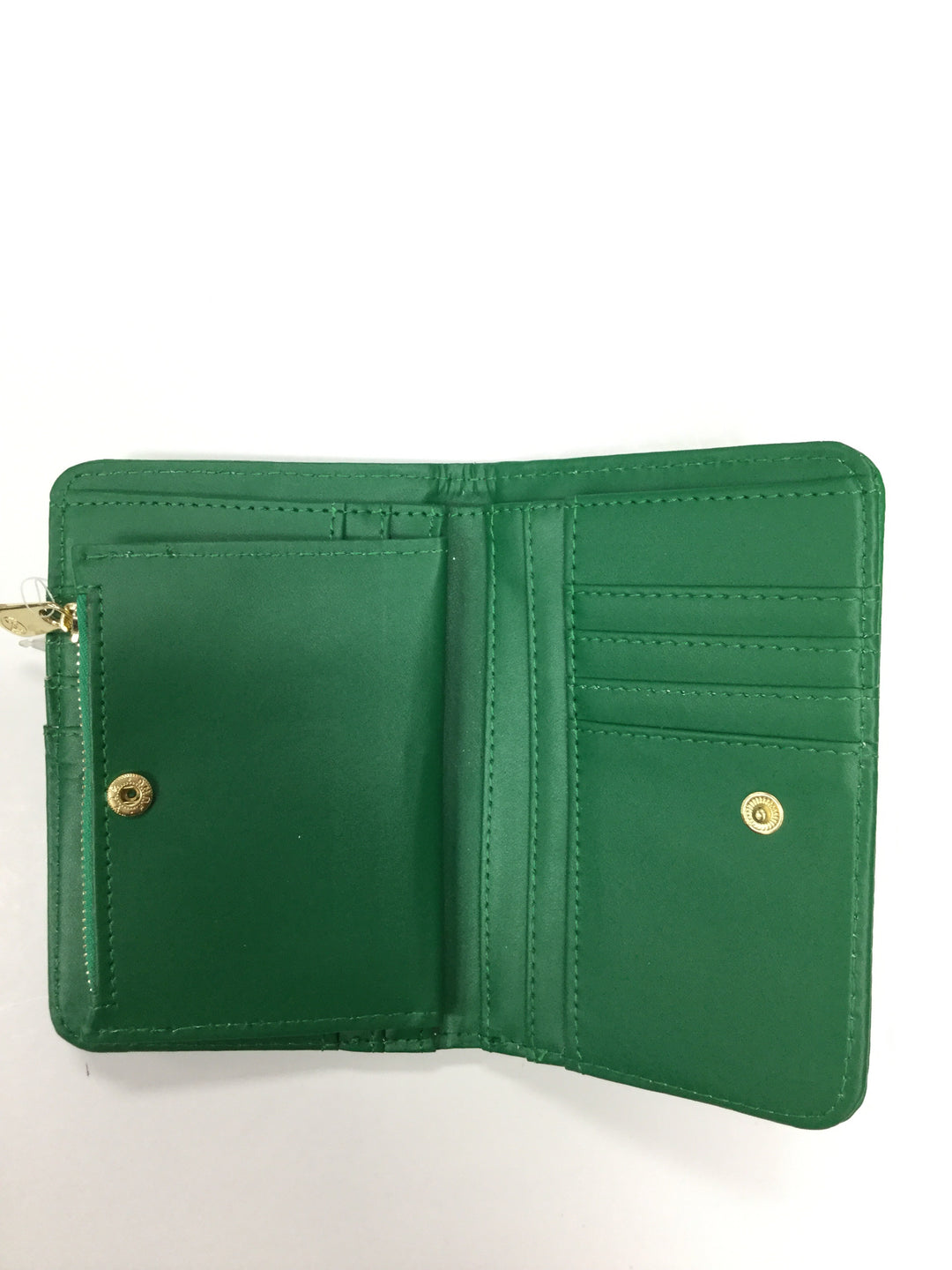 Photo #1 - BRAND: ADRIENNE VITTADINI <BR>STYLE: WALLET <BR>COLOR: KELLY GREEN <BR>SIZE: SMALL <BR>SKU: 155-15545-200679