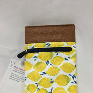 Primary Photo - BRAND: THIRTY ONE STYLE: ACCESSORY TAG COLOR: YELLOW OTHER INFO: EYEGLASS CASE! SKU: 155-155185-8191