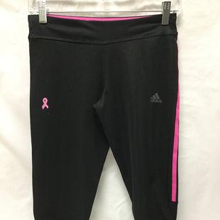 Primary Photo - BRAND: ADIDAS STYLE: ATHLETIC CAPRIS COLOR: PINKBLACK SIZE: S SKU: 155-155224-7152