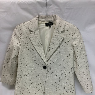 Primary Photo - BRAND: TALBOTS STYLE: BLAZER JACKET COLOR: CREAM SIZE: 6PETITE SKU: 155-155201-13481