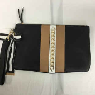 Primary Photo - BRAND: NINE WEST STYLE: CLUTCH COLOR: BLACK WHITE SKU: 155-155224-3828