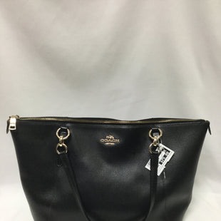 Primary Photo - BRAND: COACH STYLE: HANDBAG DESIGNER COLOR: BLACK SIZE: LARGE OTHER INFO: SOME WEAR NOTED SKU: 155-155130-214269