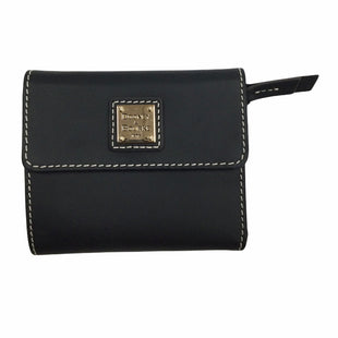 Primary Photo - BRAND: DOONEY AND BOURKE STYLE: WALLET COLOR: BLACK SIZE: SMALL SKU: 155-15599-242124