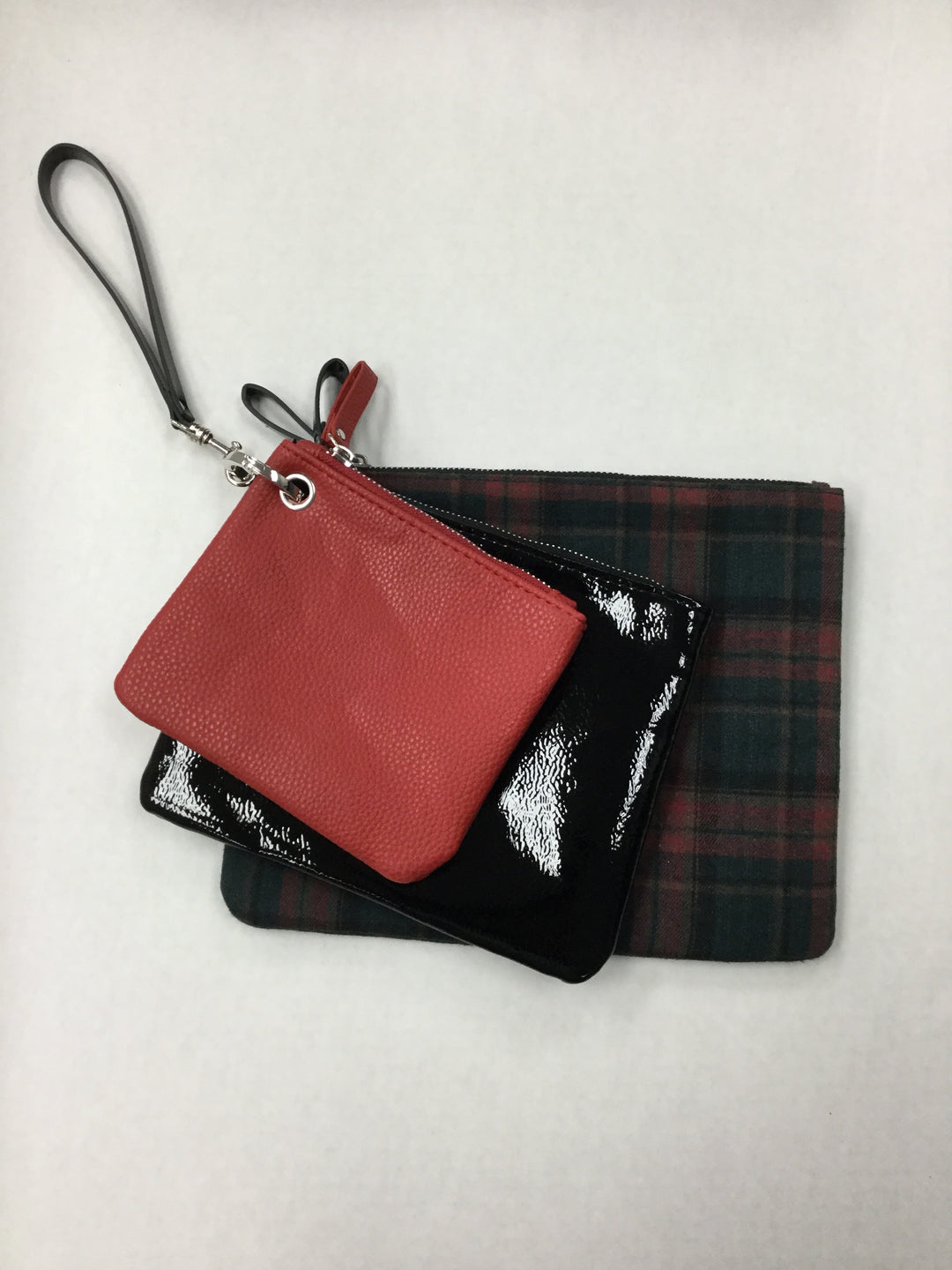 Primary Photo - BRAND: MAURICES <BR>STYLE: ACCESSORY TAG <BR>COLOR: PLAID <BR>SIZE: 03 PIECE SET <BR>SKU: 155-155215-4223