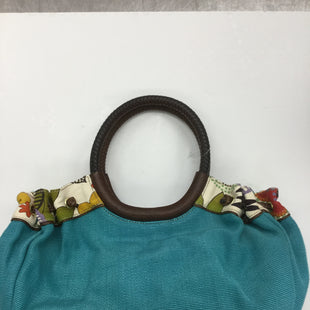 Primary Photo - BRAND: RELIC STYLE: HANDBAG COLOR: TURQUOISE SIZE: LARGE SKU: 155-155224-9164
