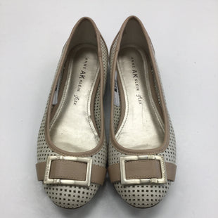 Primary Photo - BRAND: ANNE KLEIN STYLE: SHOES FLATS COLOR: TAN SIZE: 7 SKU: 155-155201-16373