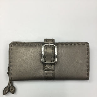 Primary Photo - BRAND: COLE-HAAN O STYLE: WALLET COLOR: GREY SIZE: MEDIUM SKU: 155-15599-221143