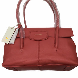Primary Photo - BRAND:  CMA STYLE: HANDBAG DESIGNER COLOR: PEACH SIZE: LARGE OTHER INFO: RADLEY - SKU: 155-155130-218227