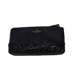 Primary Photo - BRAND: KATE SPADE STYLE: MAKEUP BAG COLOR: BLACK SKU: 155-155224-25857