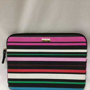 Primary Photo - BRAND: KATE SPADE STYLE: LAPTOP CASE COLOR: STRIPED OTHER INFO: NOTED SKU: 155-155185-7155