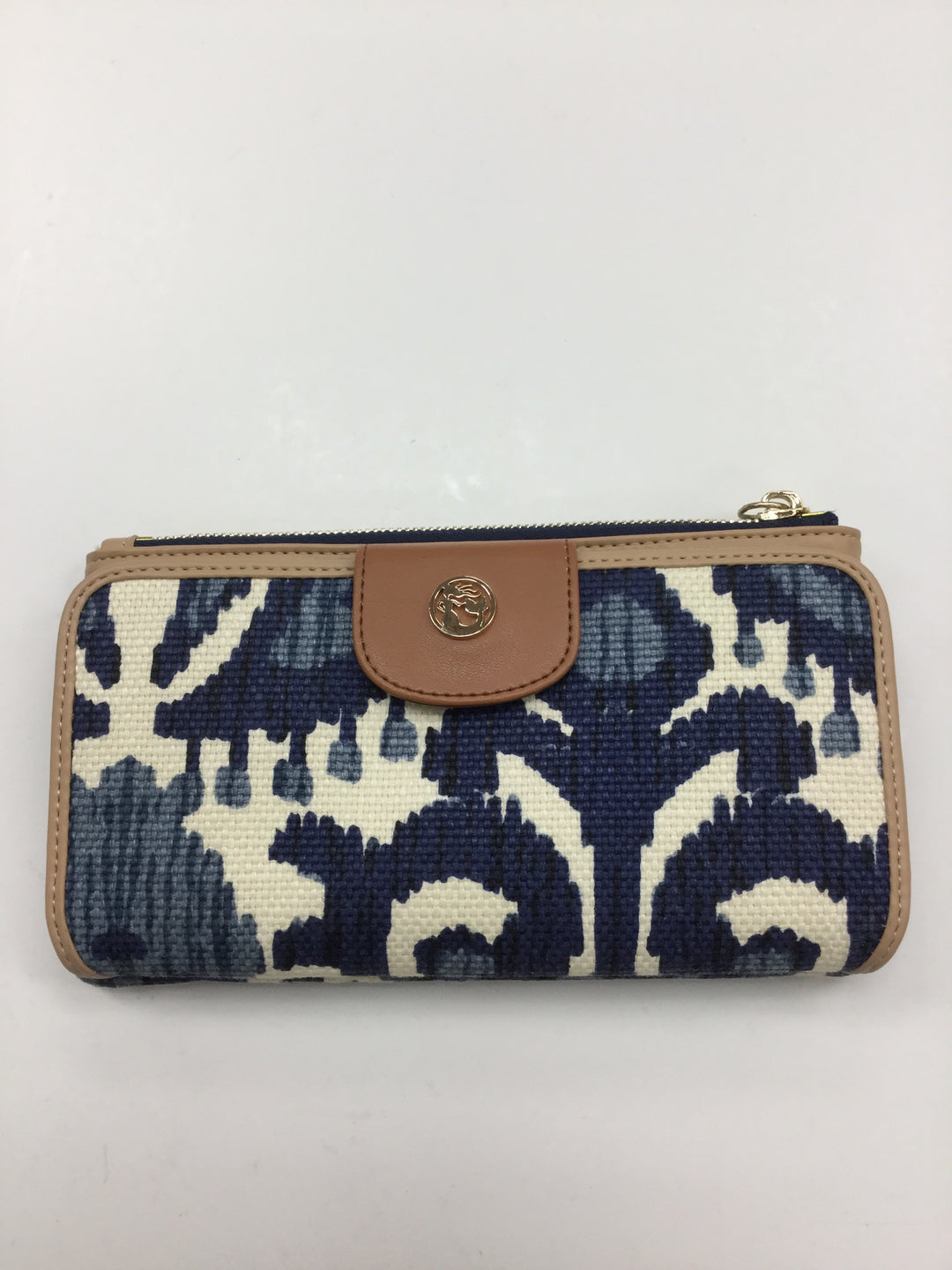 Photo #1 - BRAND: SPARTINA <BR>STYLE: WALLET <BR>COLOR: BLUE WHITE <BR>SIZE: LARGE <BR>SKU: 155-155224-6495