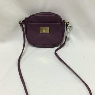 Primary Photo - BRAND: TOMMY HILFIGER STYLE: HANDBAG COLOR: MAROON SIZE: SMALL SKU: 155-155130-213918