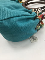 Photo #2 - BRAND: RELIC <BR>STYLE: HANDBAG <BR>COLOR: TURQUOISE <BR>SIZE: LARGE <BR>SKU: 155-155224-9164