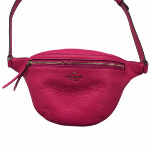 Primary Photo - BRAND: KATE SPADE STYLE: HANDBAG DESIGNER COLOR: HOT PINK SIZE: SMALL SKU: 155-155228-4743