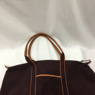 Primary Photo - BRAND:    CLOTHES MENTOR STYLE: TOTE COLOR: BURGUNDY SIZE: LARGE SKU: 155-15599-231249