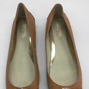 Primary Photo - BRAND: MICHAEL BY MICHAEL KORS STYLE: SHOES FLATS COLOR: CARAMEL SIZE: 9 SKU: 155-15545-207095