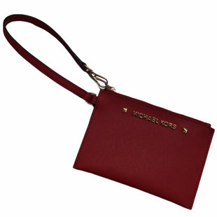 Primary Photo - BRAND: MICHAEL KORS STYLE: WRISTLET COLOR: RED SKU: 155-155224-21342
