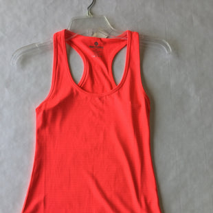 Primary Photo - BRAND: 90 DEGREES BY REFLEX STYLE: ATHLETIC TANK TOP COLOR: HOT ORANGESIZE: XS SKU: 155-155130-195657