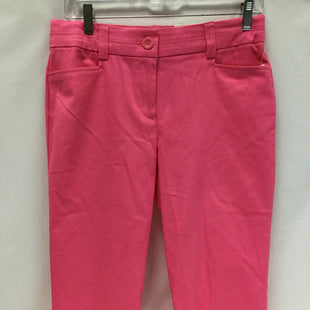 Primary Photo - BRAND: STUDIO WORKS STYLE: CAPRIS COLOR: HOT PINK SIZE: 4PETITE SKU: 155-155130-202873