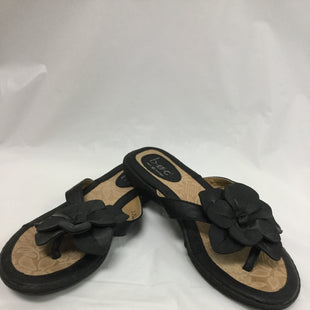 Primary Photo - BRAND: BOC STYLE: SANDALS LOW COLOR: BLACK SIZE: 6 SKU: 155-155130-204195