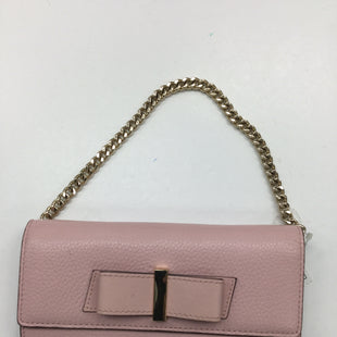 Primary Photo - BRAND: KATE SPADE STYLE: WRISTLET COLOR: PINK OTHER INFO: NOTED SKU: 155-15599-232909