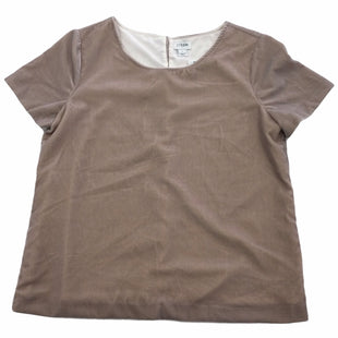 Primary Photo - BRAND: J CREW STYLE: TOP SHORT SLEEVE COLOR: DUSTY PINK SIZE: S SKU: 155-15599-239419