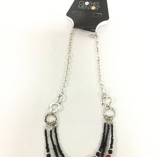 Primary Photo - STYLE: NECKLACE COLOR: RED BLACK SKU: 155-155224-4320